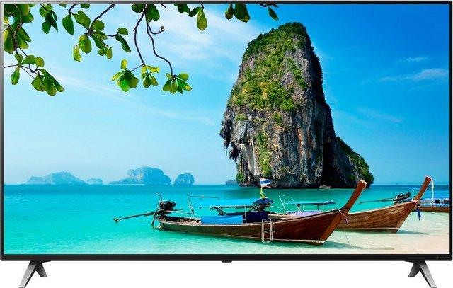 LG 49SM8500PLA LCD-LED Fernseher (123 cm/49 Zoll, 4K Ultra HD, Smart-TV)