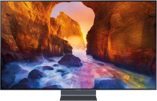 Samsung Premium GQ55Q90R QLED-Fernseher (138 cm/55 Zoll, 4K Ultra HD, Smart-TV)