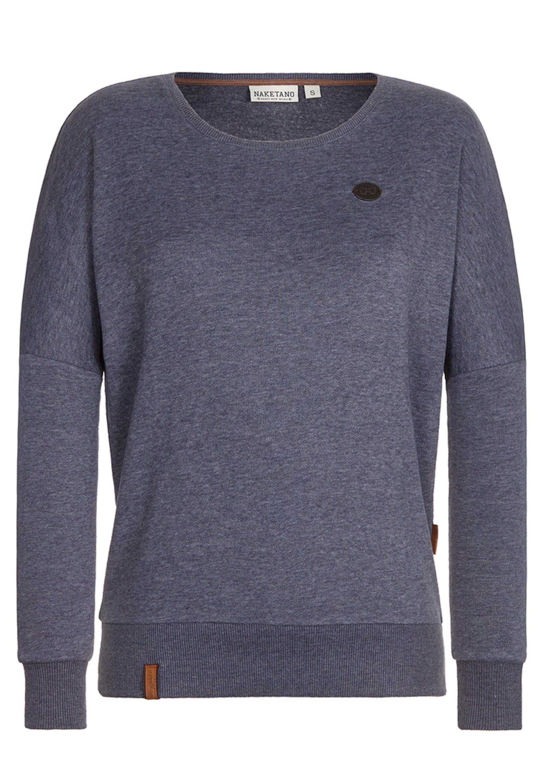 naketano Sweatshirt, Sweatshirt mit überschnittenen Schultern online kaufen | OTTO