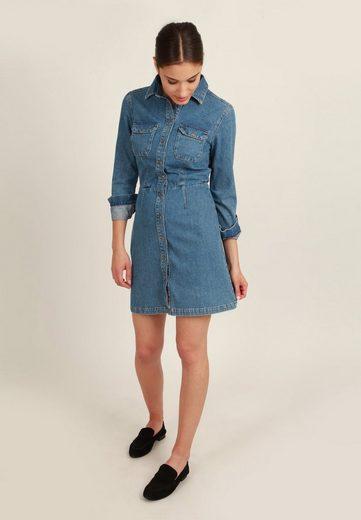 Mavi Blusenkleid »ALINA« Jeanskleid
