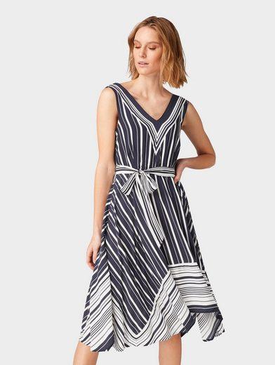 TOM TAILOR Jerseykleid »Kleid mit Muster-Mix«