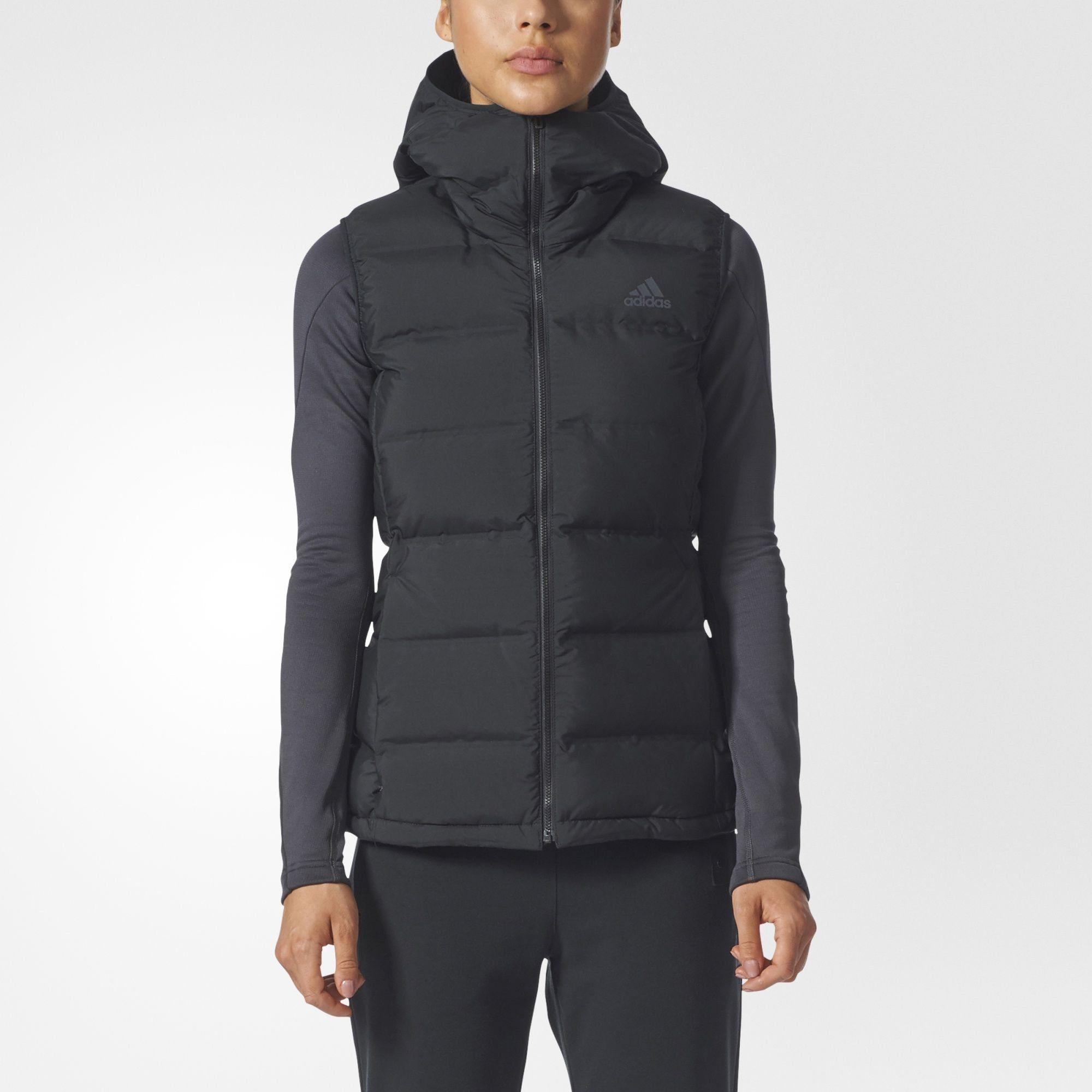 adidas Performance Steppjacke »Helionic Hooded Daunenjacke« online kaufen   OTTO