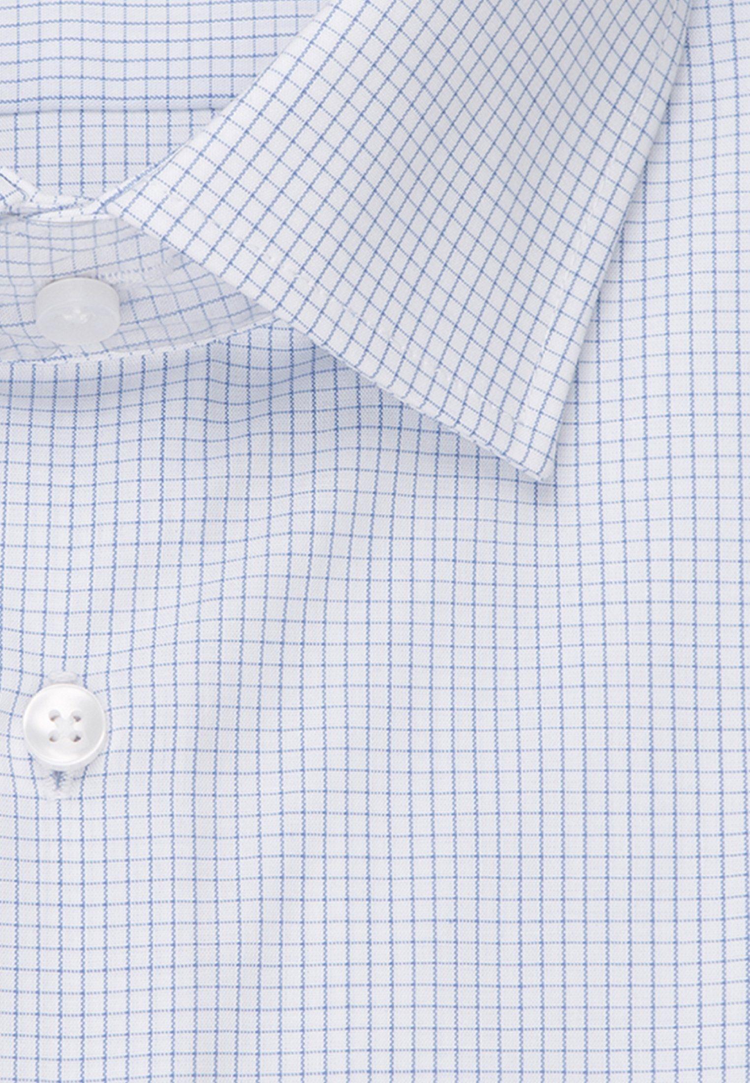 kragen Kurzarm Tailored »tailored« Businesshemd Seidensticker Kent Karo qOH16nx