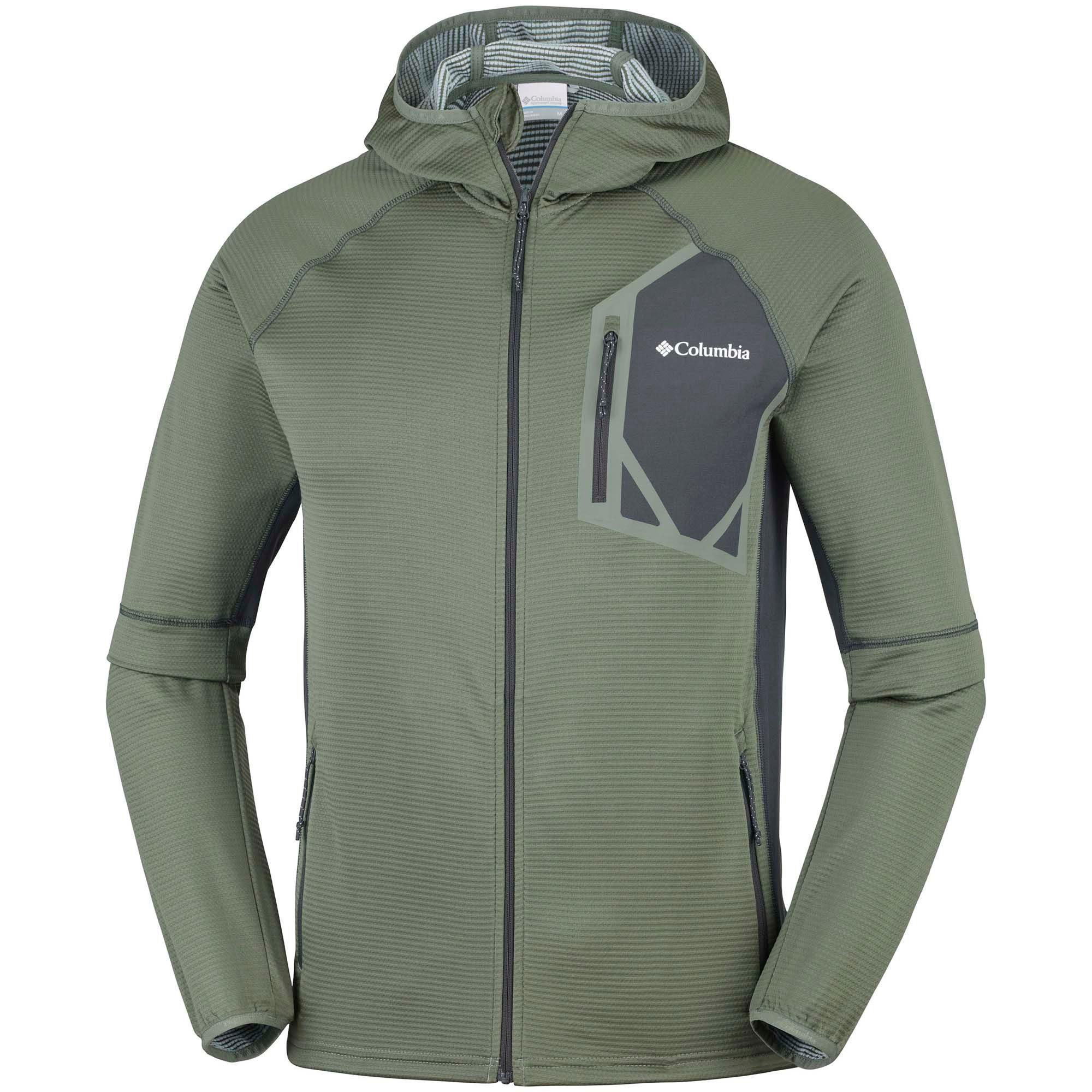 Columbia Fleecejacke »Triple Canyon™ Hooded Fleece EO0032-213«