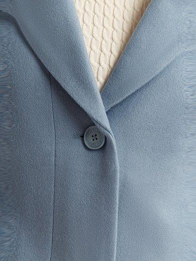 Finn Flare Mantel mit klassischem Kragen Eleganter Freizeitmantel der Marke Finn Flare online kaufen