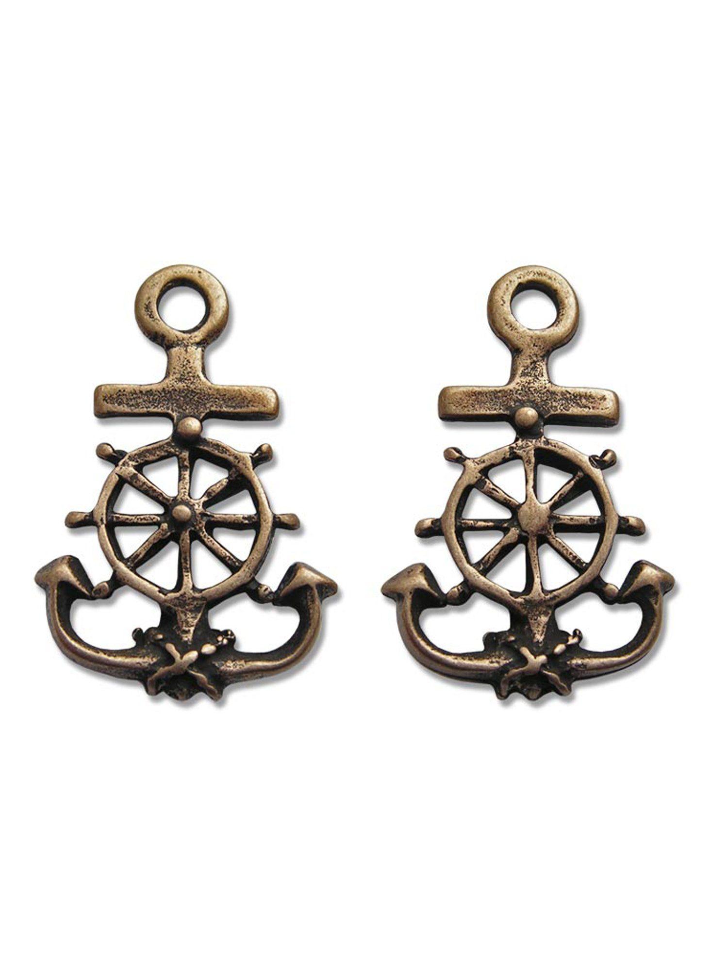 Adelia´s Amulett »Alte Symbole Talisman« Anker - Für glückliche Ankunft, Gottvertrauen