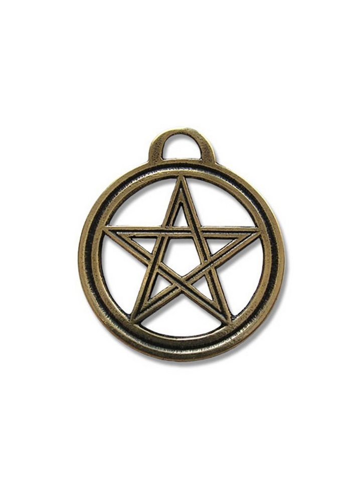 Adelia´s Amulett »Alte Symbole Talisman« Pentagramm - Schutzschild gegen negative Energie   Schmuck > Halsketten > Amulette   Adelia´s