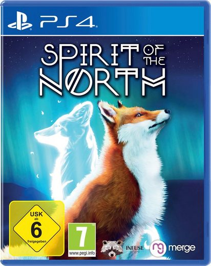 Spirit of the North PlayStation 4