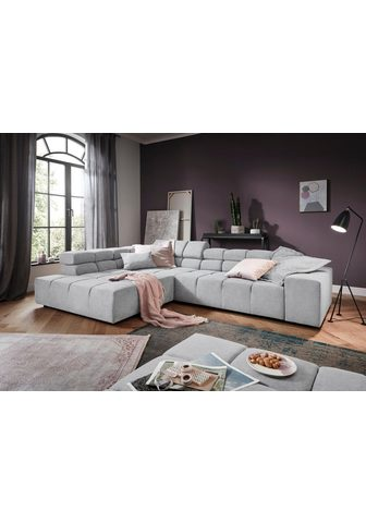 INOSIGN Kampinė sofa »Ancona«