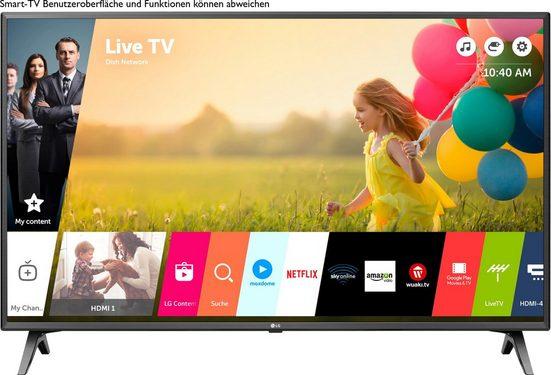 LG 43UM7500PLA LCD-LED Fernseher (108 cm/43 Zoll, 4K Ultra HD, Smart-TV)