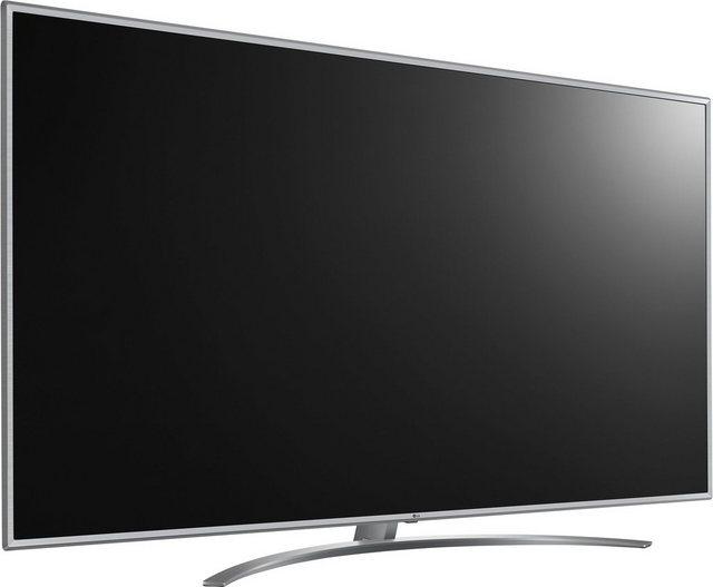 LG 86UM7600PLB LCD-LED Fernseher (217 cm/86 Zoll, 4K Ultra HD, Smart-TV)