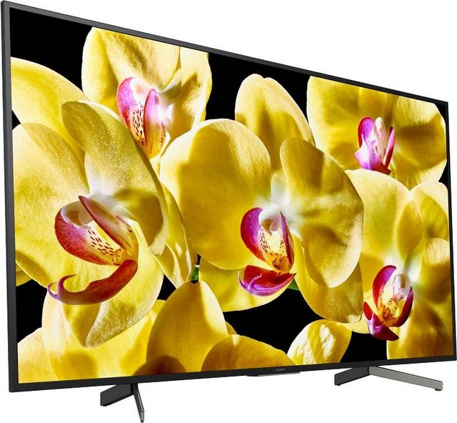 Sony KD43XG8096BAEP LED-Fernseher (108 cm/43 Zoll, 4K Ultra HD, Smart-TV, Android TV)