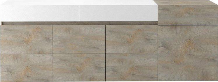 SCIAE Sideboard »Brio«, Breite 240 cm