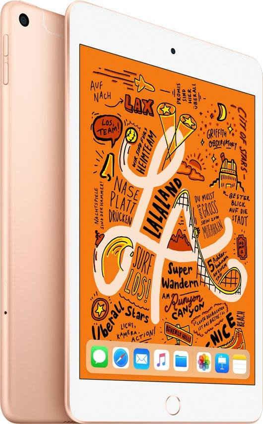 """Apple iPad mini - 256GB - WiFi + Celluar Tablet (7,9"""", 256 GB, iOS, 4G (LTE), inkl. Ladegerät)"""