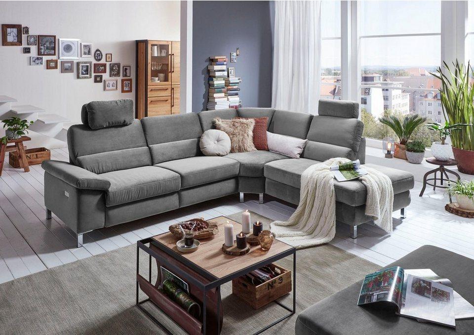 delavita ecksofa constanze wahlweise mit. Black Bedroom Furniture Sets. Home Design Ideas
