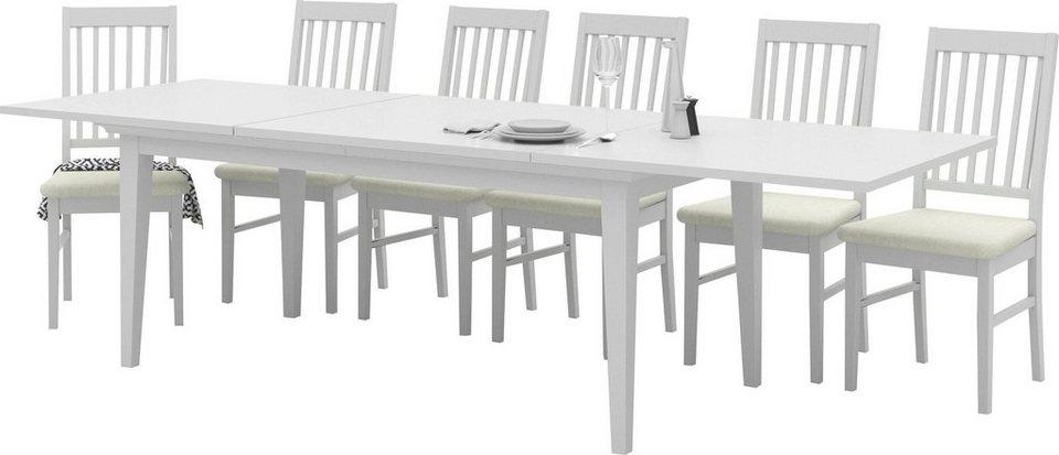 home affaire tisch online kaufen otto. Black Bedroom Furniture Sets. Home Design Ideas