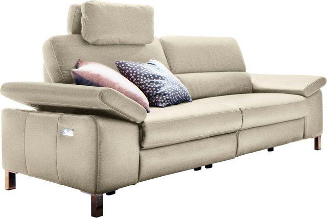 Sofas - DELAVITA 2 Sitzer »Constanze«, wahlweise mit teilmotorischer Relaxfunktion  - Onlineshop OTTO