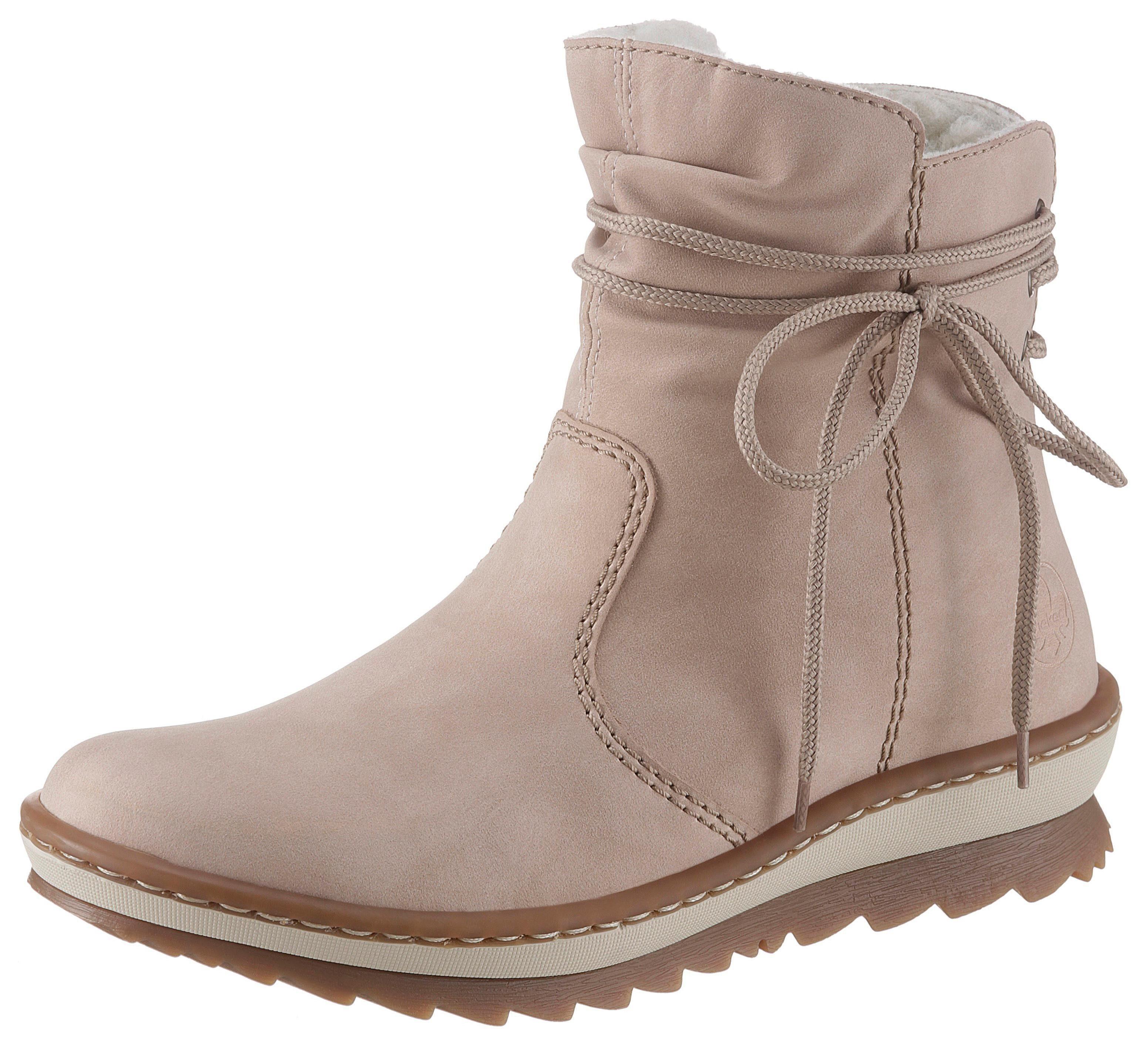 RIEKER Winter Boots beige