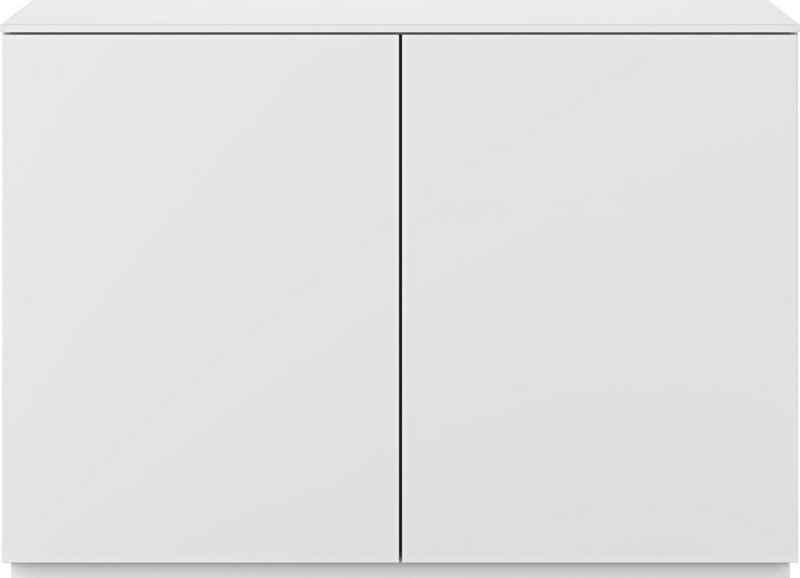TemaHome Sideboard »Join«, mit Push-to-Open-Funktion, aus schöner Honeycomb-Bauweise, Breite 120 cm