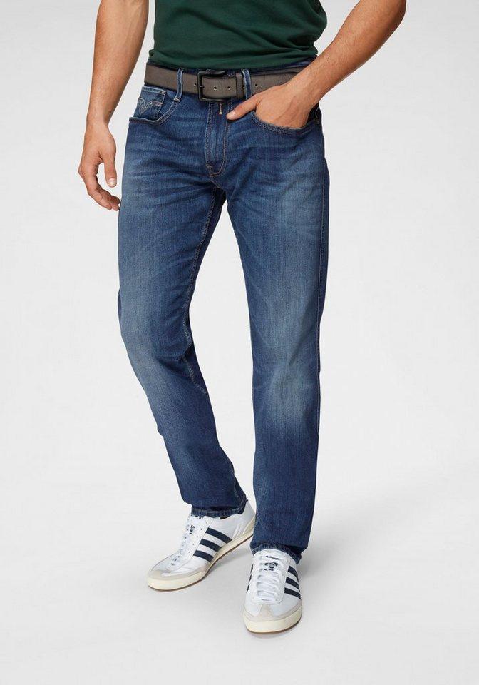 super popular 0df5e 94174 Replay Slim-fit-Jeans »Anbass«, Materialmix für perfekten Komfort online  kaufen | OTTO