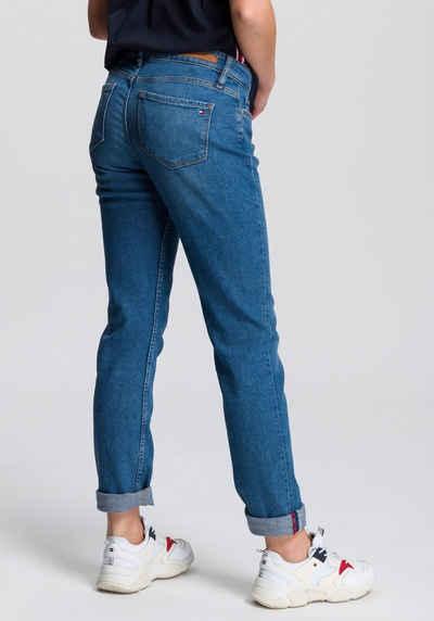 2c6b0a4fcc6 TOMMY HILFIGER 5-Pocket-Jeans »Rome« mit authentischer Waschung