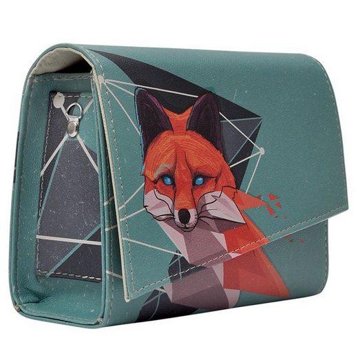 Fox« »red Dogo Clutch Dogo »red Fox« Vegan Clutch vq6dfv