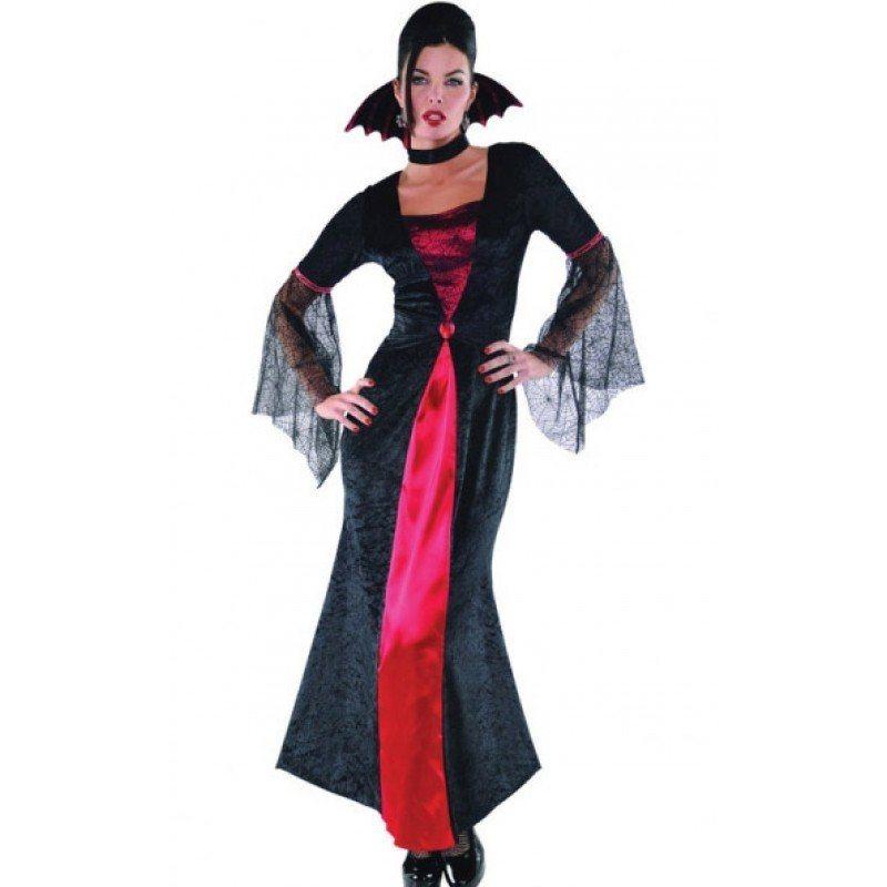 vampirella halloween vampir kost m f r damen otto. Black Bedroom Furniture Sets. Home Design Ideas