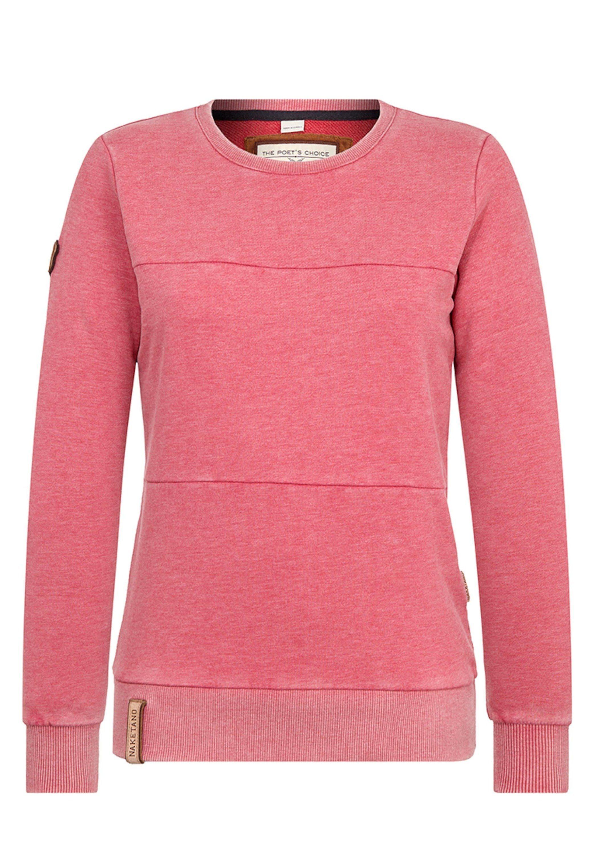 naketano Sweatshirt »Daisy«, 65% Cotton, 35 % Polyester online kaufen | OTTO
