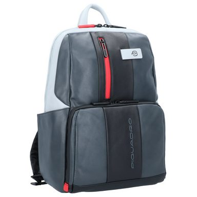 39 Piquadro Cm Businessrucksack Urban Laptopfach Leder qttZg6