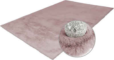 Hochflor-Teppich »Rabbit 100«, Arte Espina, rechteckig, Höhe 45 mm, Besonders weich durch Microfaser, Wohnzimmer