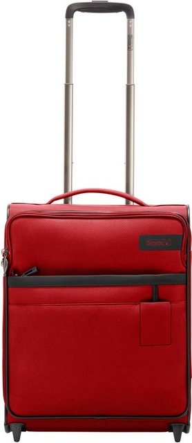 Stratic Weichgepäck-Trolley »Stratic Light S, red«, 2 Rollen | Taschen > Koffer & Trolleys > Trolleys | Polyester | Stratic