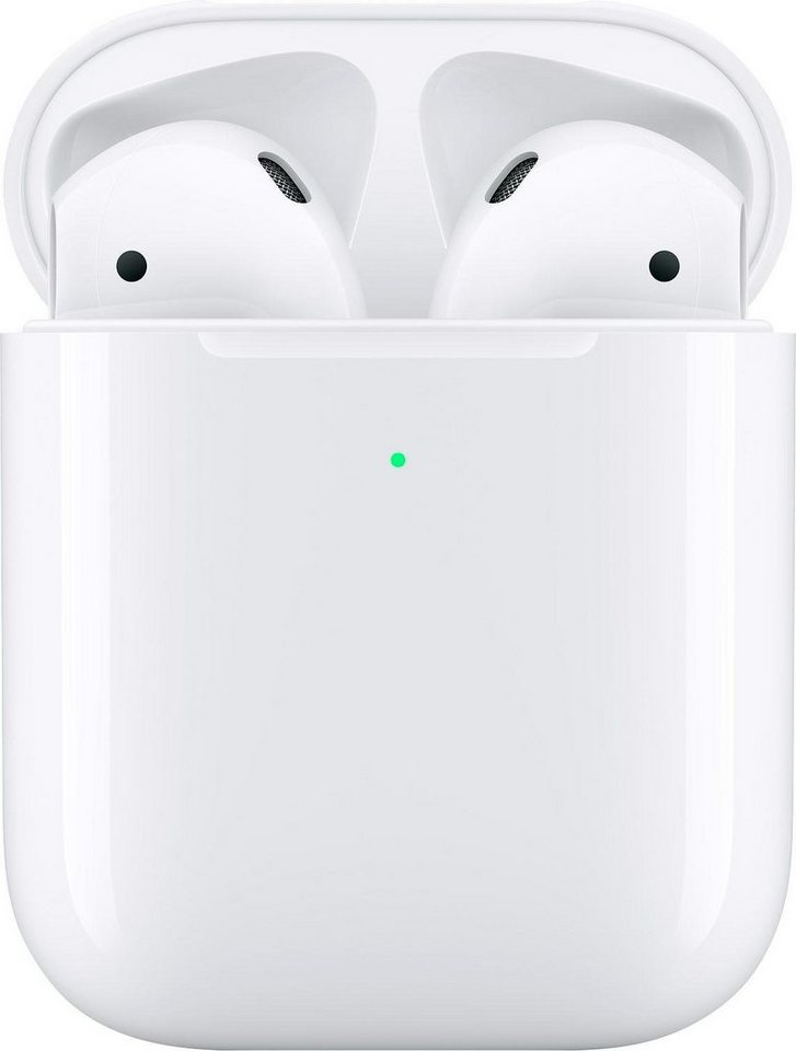 apple airpods with wireless charging case 2019 in ear. Black Bedroom Furniture Sets. Home Design Ideas