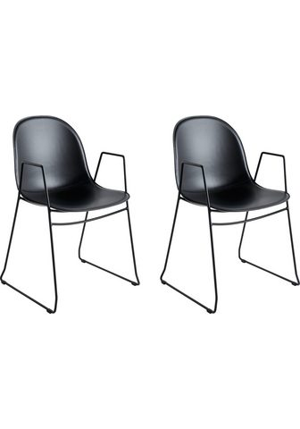 CONNUBIA BY CALLIGARIS Kufenstuhl »Academy CB/1697-LHS_...