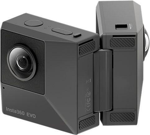 Insta360 »Insta360 EVO« Camcorder (Bluetooth, WLAN (Wi-Fi)