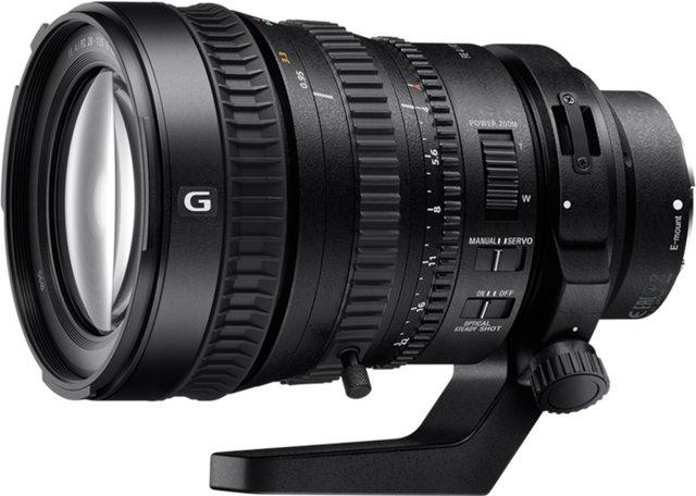 Objektive - Sony Objektiv »E Mount Zoomobjektiv 18 200 F3.5 6.3«  - Onlineshop OTTO