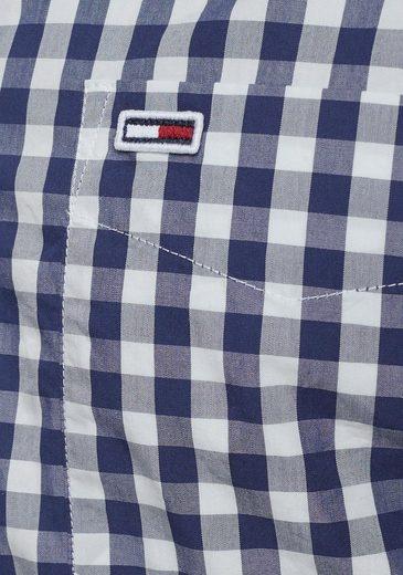 Karohemd Tommy Jeans Shirt« »tjm Gingham 07HxZ7