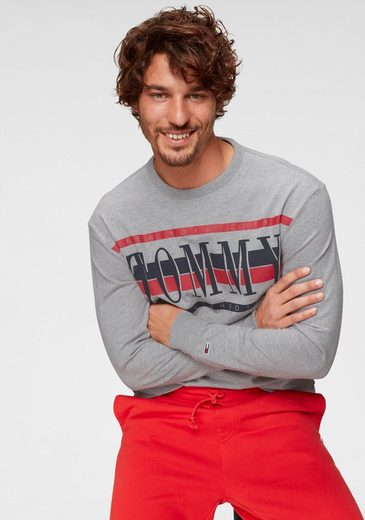Tommy Jeans T-Shirt »TJM RETRO LONG SLEEVE TEE«