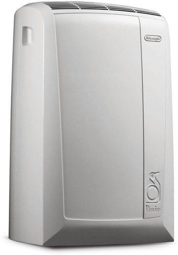 De'Longhi Klimagerät PAC N82 ECO, Mobiles Klimagerät mit Entfeuchtungs-Funktion