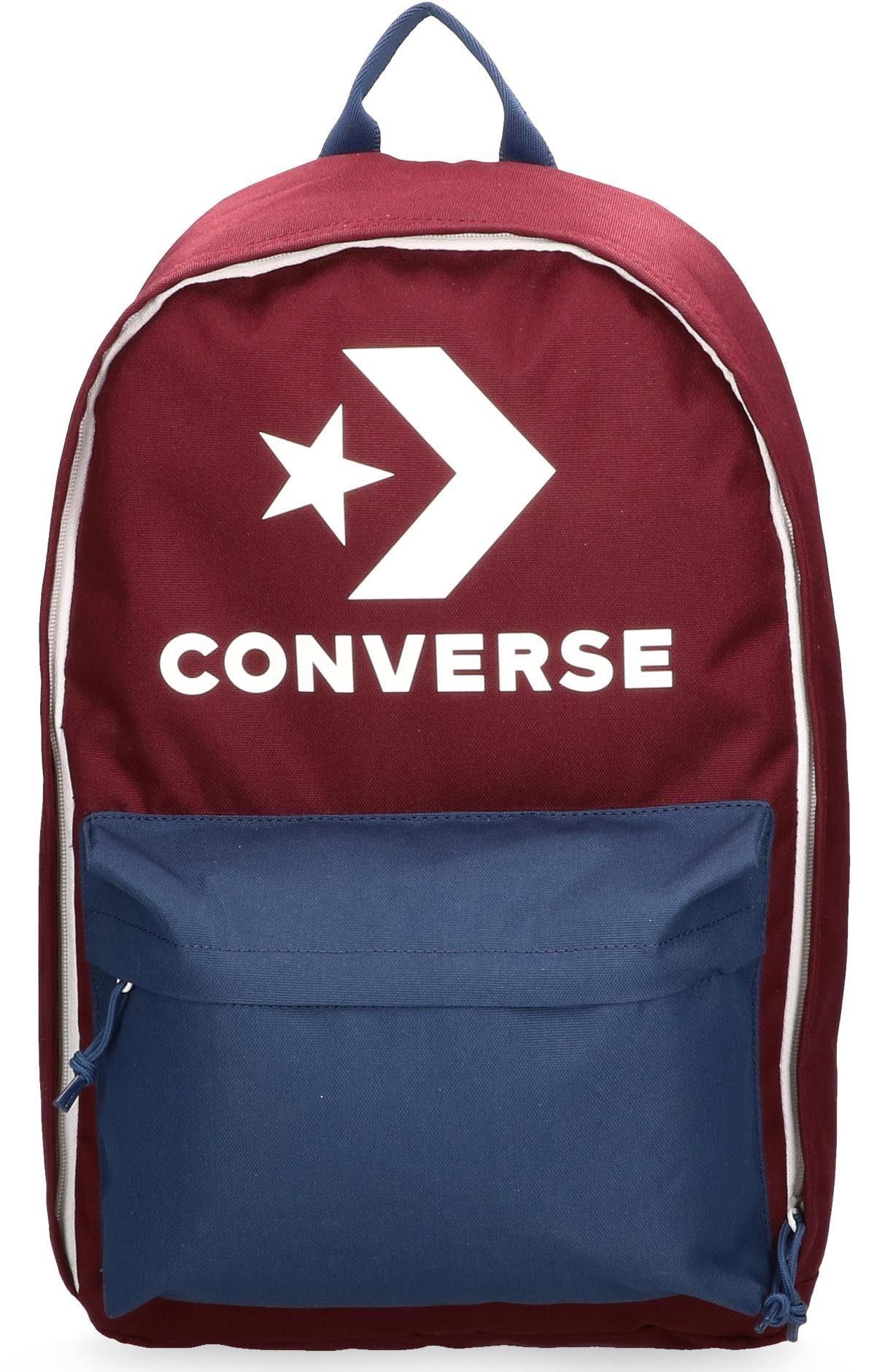 Converse Laptoprucksack »EDC 22 Backpack, Burgund Navy«