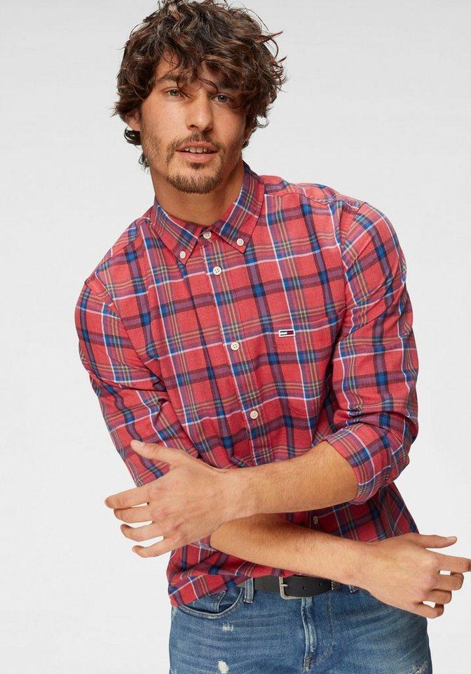 823860a1e6 Tommy Jeans Hemd »TJM BOLD MULTI CHECK SHIRT« | OTTO