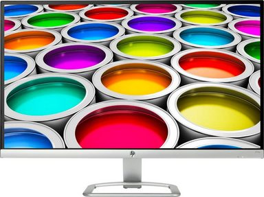 HP 27ea LCD-Monitor (1920 x 1080 Pixel, Full HD, 7 ms Reaktionszeit)