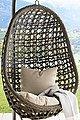 DESTINY Hängesessel »Coco«, Polyrattan, nur Korb ohne Gestell, inkl. Sitzkissen, Bild 2