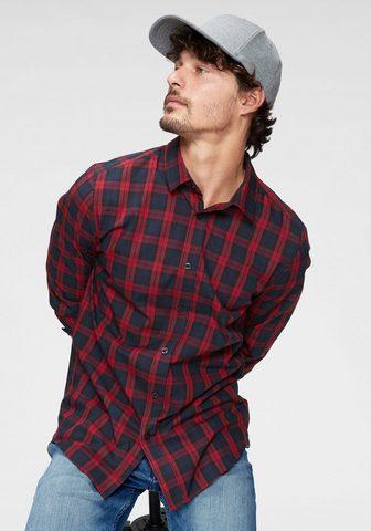 JOHN DEVIN Рубашка с длинными рукавами