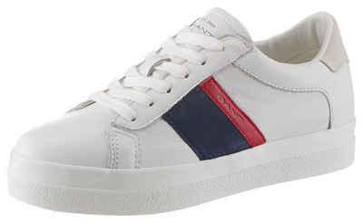 e75c39b802523c Gant Footwear »Aurora« Plateausneaker mit Logoschriftzug