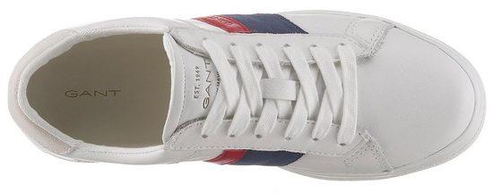 Gant Logoschriftzug Mit »aurora« Footwear Plateausneaker SwT4PxS