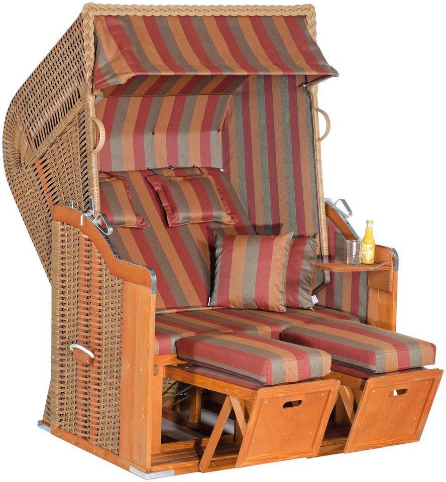 Sunny Smart Strandkorb : sunny smart strandkorb rustikal 250 plus bxtxh 125x90x160 cm marone online kaufen otto ~ Watch28wear.com Haus und Dekorationen