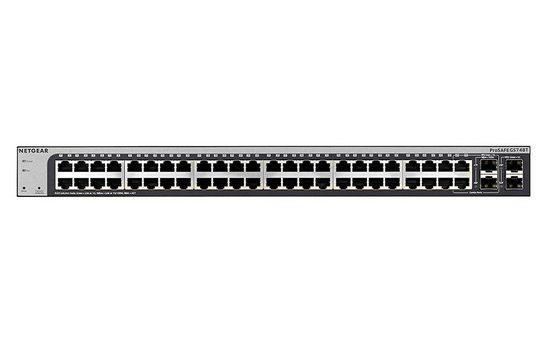NETGEAR 48-Port GB Smart Managed »Smart Managed Switch«