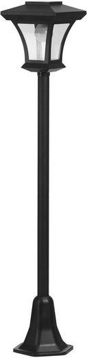 IC Gardenstyle LED Außen-Stehlampe »LATERNE«, LED Solar Laterne 120 cm