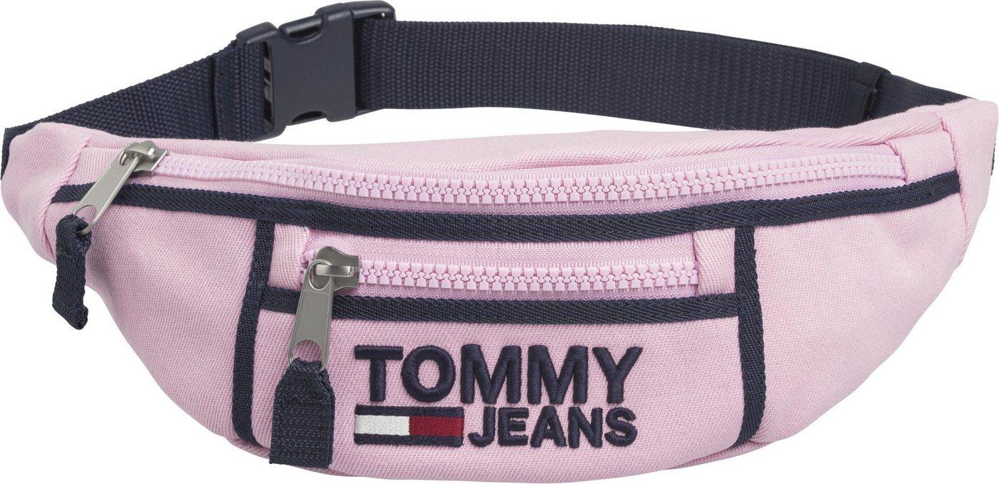 tommy jeans -  Gürteltasche »TJW HERITAGE BUMBAG«, mit kleiner Reißverschluss-Vortasche