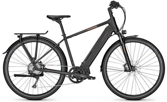 Raleigh E-Bike »Preston 10«, Shimano Deore Schaltwerk, Kettenschaltung, Mittelmotor 250 W